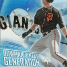 2017 Bowman Platinum Bowman's Next Generation Christian Arroyo No. BNG-CA RC