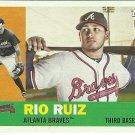 2017 Topps Archives Rio Ruiz No. 10 RC