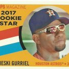 2017 Topps Archives Rookie Stars Yulieski Gurriel No. RS-7 RC