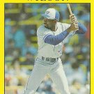 1991 Fleer Mookie Wilson No. 192