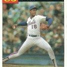 1986 Topps Dwight Gooden No. 202