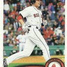 2011 Topps Jed Lowrie No. 576