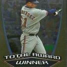 2005 Topps Total Award Winner Livan Hernandez No. AW26