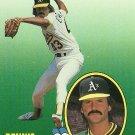 1989 Fleer All-Star Team Dennis Eckersley No. 4 of 12