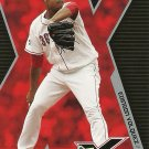 2009 Upper Deck X Edinson Volquez No. 24