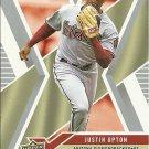 2008 Upper Deck X Justin Upton No. 4