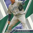 2008 Upper Deck X Felix Hernandez No. 88
