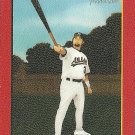 2006 Topps Turkey Red Nick Swisher No. 449 Red Parallel