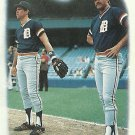 1988 Topps Detroit Tigers No. 429