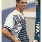 1996 Collector's Choice Jorge Posada No. 636
