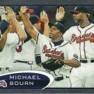2010 Topps Chrome Michael Bourn No. 113