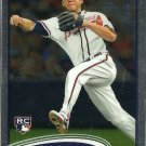 2010 Topps Chrome Tyler Pastornicky No. 183 RC