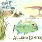 2017 Topps Allen & Ginter Sport Fish & Fishing Lures No. SFL-14