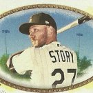 2017 Topps Allen & Ginter Trevor Story No. 278 Mini