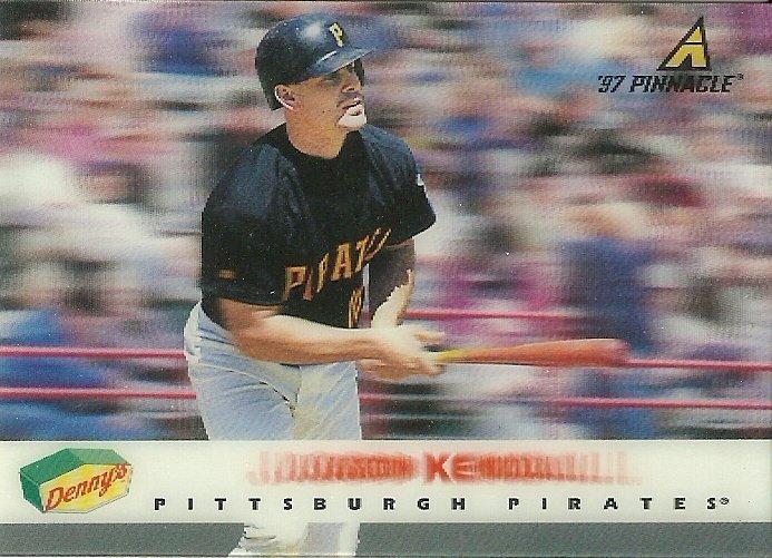 1997 Pinnacle Denny's Jason Kendall No. 24 of 29