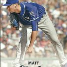 2017 Topps Stadium Club Matt Strahm No. 83 RC