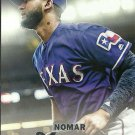 2017 Topps Stadium Club Nomar Mazara No. 35