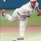 2017 Topps Stadium Club Alex Reyes No. 107 RC