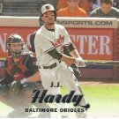 2017 Topps Stadium Club J.J. Hardy No. 127