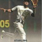 2017 Topps Stadium Club Starling Marte No. 266