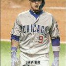 2017 Topps Stadium Club Javier Baez No. 246