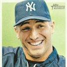 2013 Topps Heritage Andy Pettitte No. 391