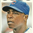 2013 Topps Heritage Alfonso Soriano No. 175