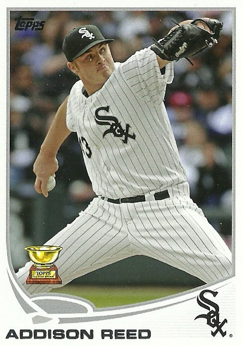 2013 Topps Addison Reed No. 285