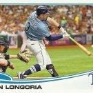 2013 Topps Evan Longoria No. 103