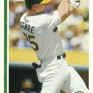 1991 Upper Deck Mark McGwire No. 656