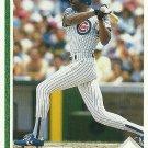 1991 Upper Deck Andre Dawson No. 454