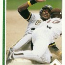 1991 Upper Deck Barry Bonds No. 154