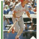 1991 Upper  Deck Chris Sabo No. 135