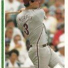 1991 Upper Deck Dale Murphy No. 447