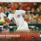 2015 Topps Yorman Rodriguez No. 641 RC