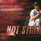 2015 Topps Hot Streak Randy Johnson No. HS-12