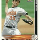 1997 Score Mike Mussina No. 519