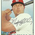 2016 Topps Heritage Matt Holliday No. 325