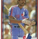 2016 Topps Archives Andre Dawson No. 262
