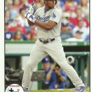 2016 Topps Archives Yasiel Puig No. 156