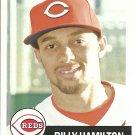 2016 Topps Archives Billy Hamilton No. 10
