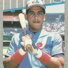 1989 Fleer Andres Galarraga No. 376