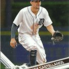 2017 Topps Chrome Nick Castellanos No. 68