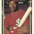 1992 Topps Ozzie Smith No. 760