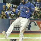 2016 Topps Stadium Club Jose Bautista No. 30