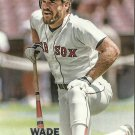 2016 Topps Stadium Club Wade Boggs No. 297