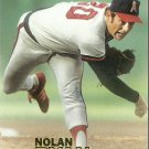 2016 Topps Stadium Club Gold Nolan Ryan No. 80