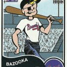 2003 Bazooka Bazooka Joe Atlanta Braves No. 7