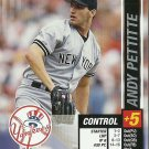 2002 MLB Showdown Andy Pettitte