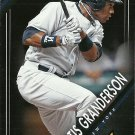 2013 Pinnacle Curtis Granderson No. 8